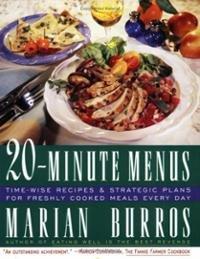 9780671623906: Twenty-Minute Menus