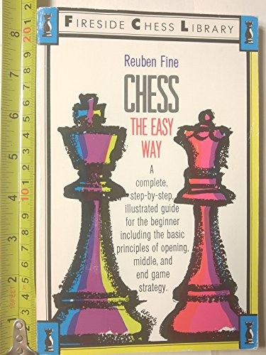 9780671624279: Chess the Easy Way