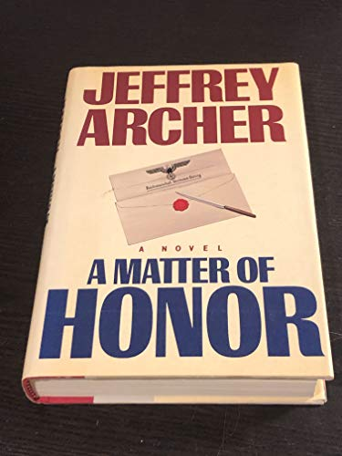 9780671624347: A Matter of Honor