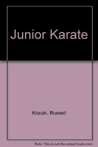 9780671624897: Junior Karate