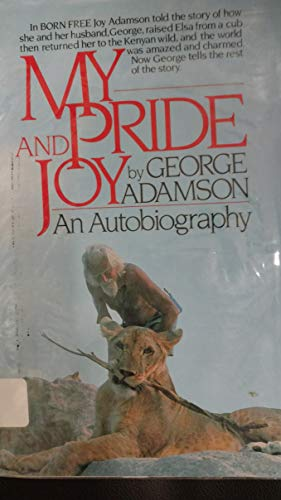 9780671624972: My Pride and Joy/an Autobiography