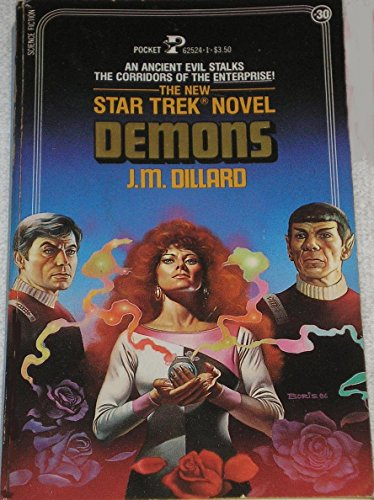 9780671625245: Demons (Star Trek No 30)