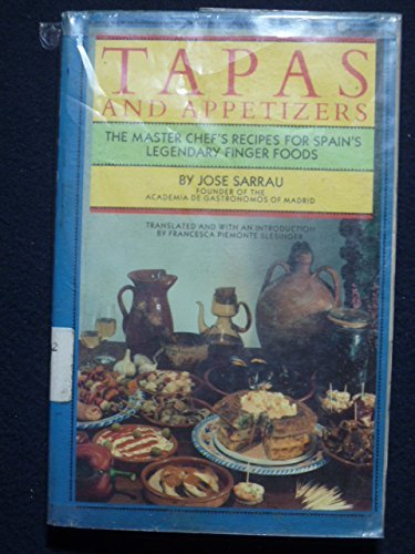 9780671625559: Tapas and Appetizers