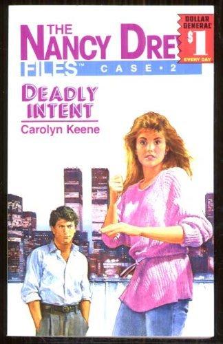 9780671625658: Deadly Intent (Nancy Drew Casefiles, Case 2)