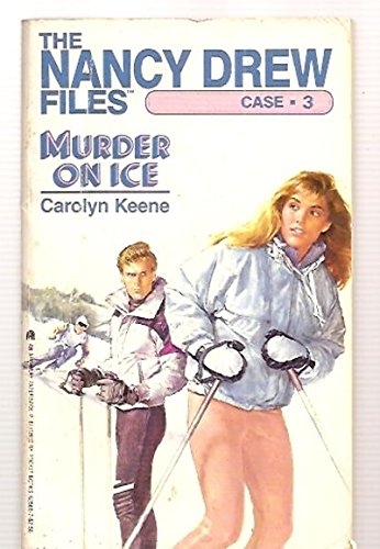 9780671625665: Murder on Ice (Nancy Drew Files)