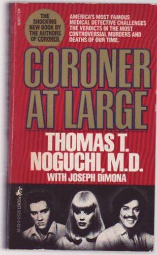9780671625719: Coroner at Large
