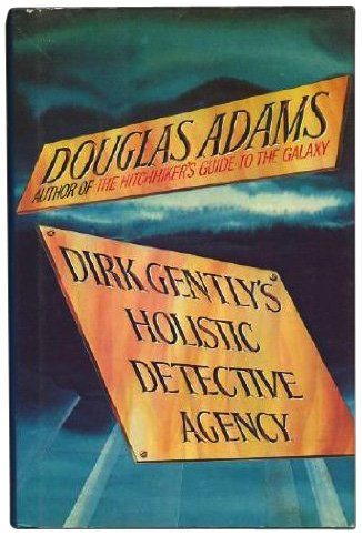 9780671625825: Dirk Gently's Holistic Detective Agency