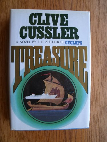 9780671626136: Treasure (Dirk Pitt Adventure)