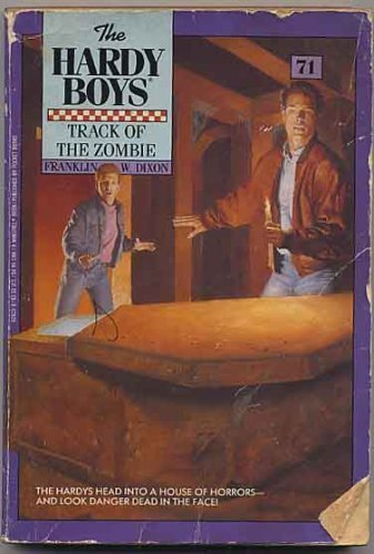 9780671626235: Track of the Zombie (The Hardy Boys #71)