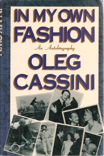9780671626402: In My Own Fashion: An Autobiography