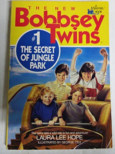 9780671626518: The Secret of Jungle Park (The New Bobbsey Twins #1)