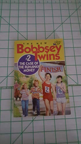 9780671626525: The Case of the Runaway Money (The New Bobbsey Twins #2)