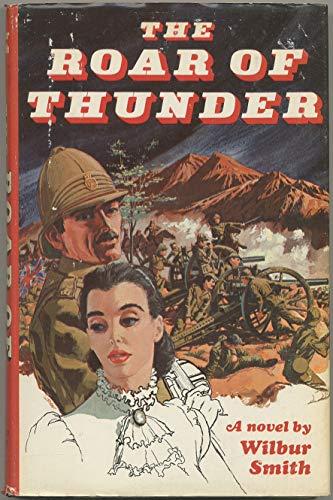 9780671626556: Roar of Thunder