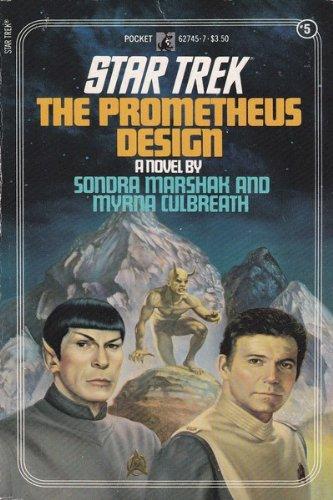 9780671627454: The Promethueus Design (Star Trek, No. 5)