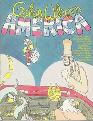 Gahan Wilson's America (0671627899) by Wilson, Gahan