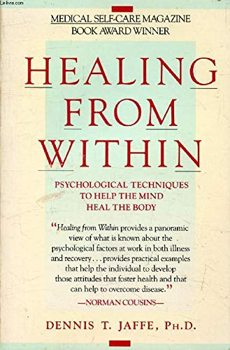 9780671627904: Healing from Within