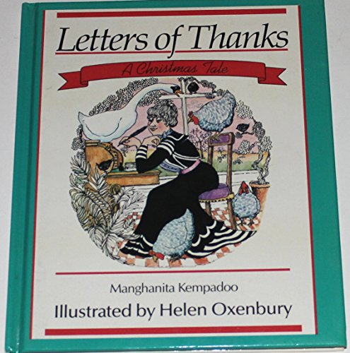 Letters of Thanks:  A Christmas Tale: Manghanita Kempadoo