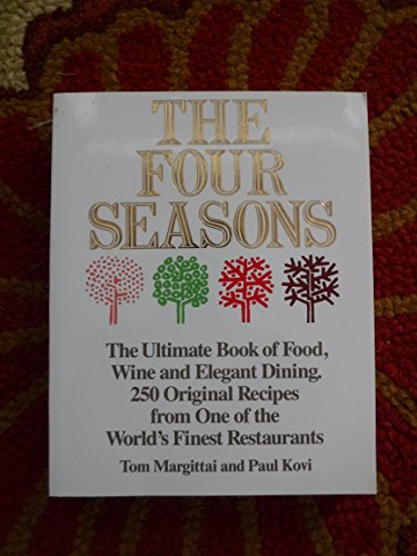9780671627966: The Four Seasons Cookbook