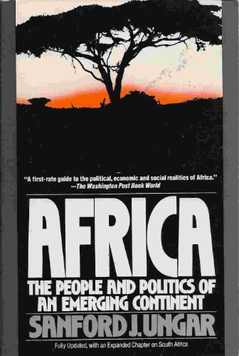 9780671628093: AFRICA (A Touchstone book)