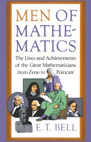 9780671628185: Men of Mathematics (Touchstone Book)