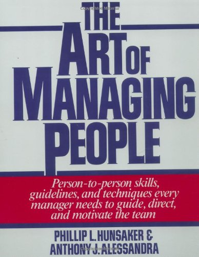 9780671628253: The Art of Managing People