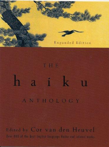9780671628376: The haiku anthology: Haiku and senryu in English