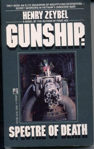 9780671628673: Gunship: Spectre of Death