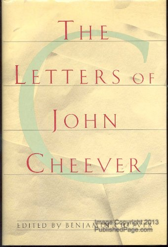 9780671628734: The Letters of John Cheever