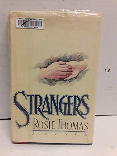 9780671628758: Strangers