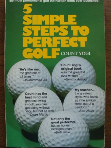 9780671628796: Five Simple Steps to Perfect Golf