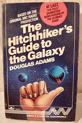 9780671629649: The Hitchhiker's Guide to the Galaxy (Audioworks)