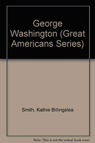 9780671629816: GEORGE WASHINGTON: GREAT AMERICANS (Great Americans Series)