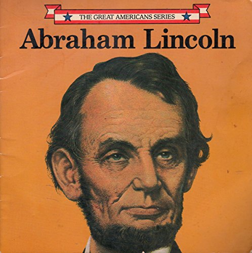 9780671629823: Abraham Lincoln (The Great Americans Series)