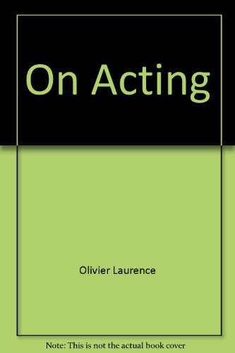 9780671630348: On Acting