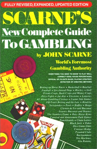 9780671630638: Scarne's New Complete Guide to Gambling