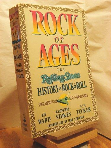 ward geoffrey stokes ken tucker - rock ages rolling stones