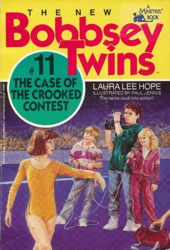 9780671630744: The Case of the Crooked Contest (The New Bobbsey Twins No. 11)