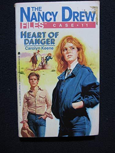 9780671630782: Heart of Danger (Nancy Drew Casefiles, No 11)