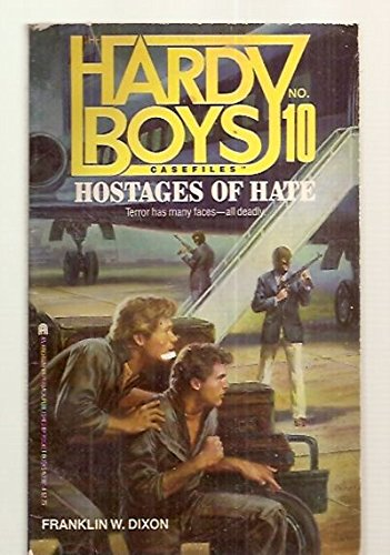 9780671630812: Hostages of Hate (Hardy Boys Casefiles, Case 10)