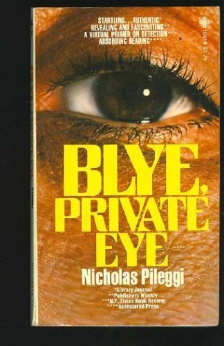 9780671631178: Blye, Private Eye