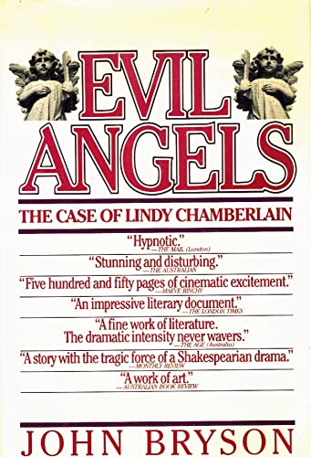 9780671631635: Evil Angels: The Case of Lindy Chamberlain