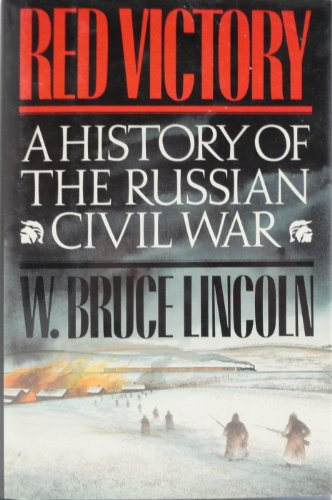 9780671631666: Red Victory: History of the Russian Civil War