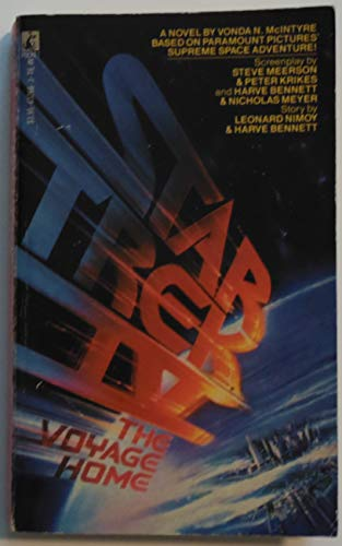 Star Trek IV: The Voyage Home: McIntyre, Vonda N.