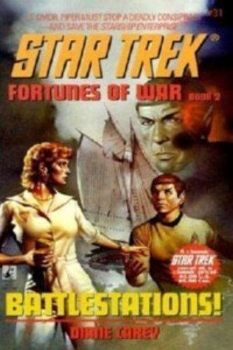 9780671632670: Battlestations! (Star Trek: The Original )