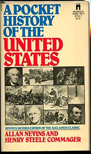9780671632687: Title: A Pocket History of the United States