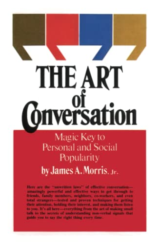 9780671632755: Art of Conversation: Magic Key to Personal and Social Popularity