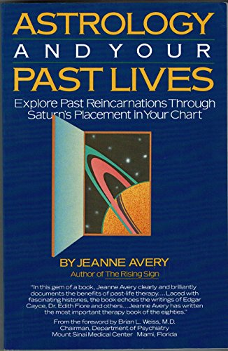 9780671632946: Astrology and Your Past Lives