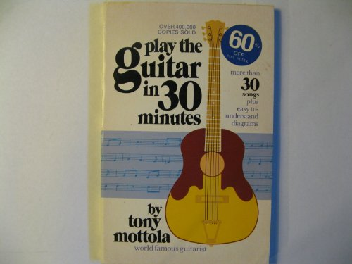 9780671632977: Playing the Guitar in 30 Minutes