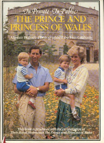9780671633042: In Private-In Public: The Prince and Princess of Wales