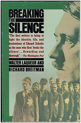 9780671633158: Breaking the Silence